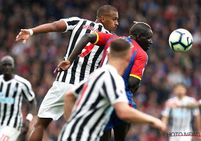 Mamadou Sakho (Crystal Palace) tekende voor de misser van het weekend