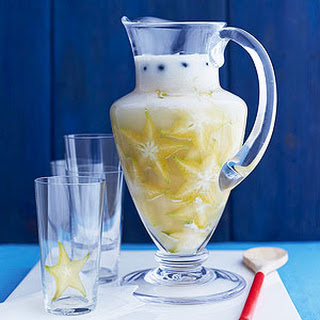 Coconut Cream Island Punch