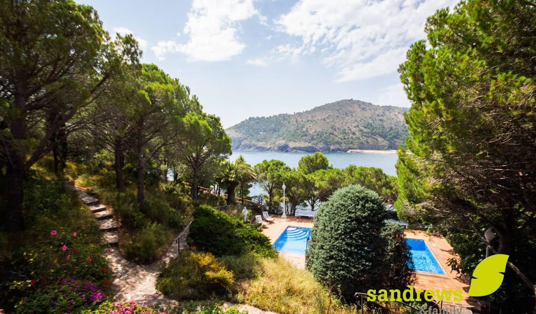 Maison avec piscine et terrasse Colera