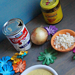 Salsa Huancaina – Peruvian Chile Cheese Sauce Recipe