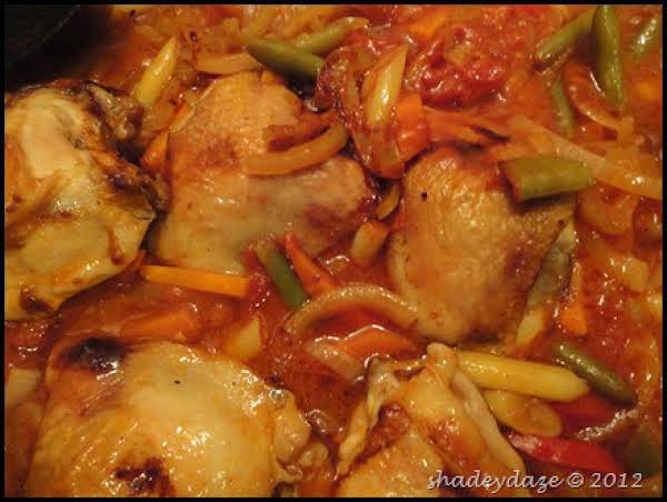 Paprika Chicken ...quick Easy And You Can Do It In One Dish