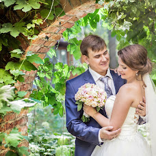 Wedding photographer Ivan Gladkikh (Gladkix777). Photo of 14.06.2016