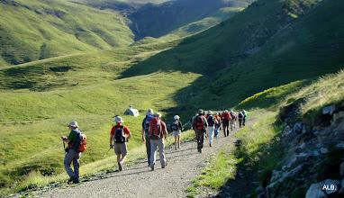 Photo: Comienza la ruta en Ardonés.