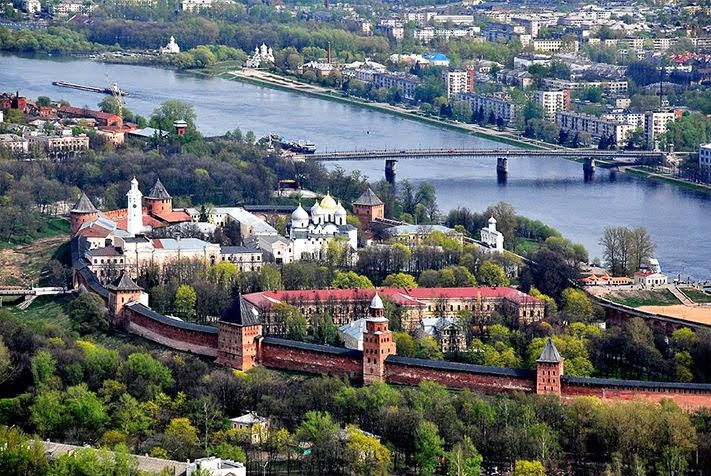Thành phố Veliky Novgorod – Nga