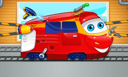 Mechanic : repair of trains.  screenshots 9