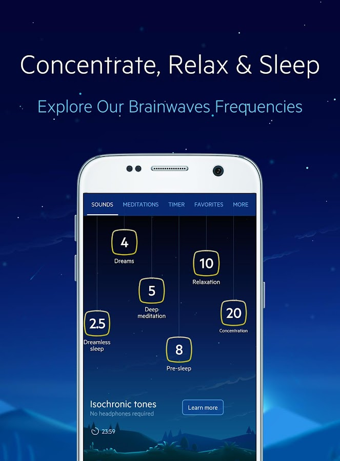 Relax Melodies P: Sleep & Yoga- screenshot