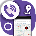 CALL DETAIL LOCATOR - ANY MOBILE NUMBER LOCATION icon