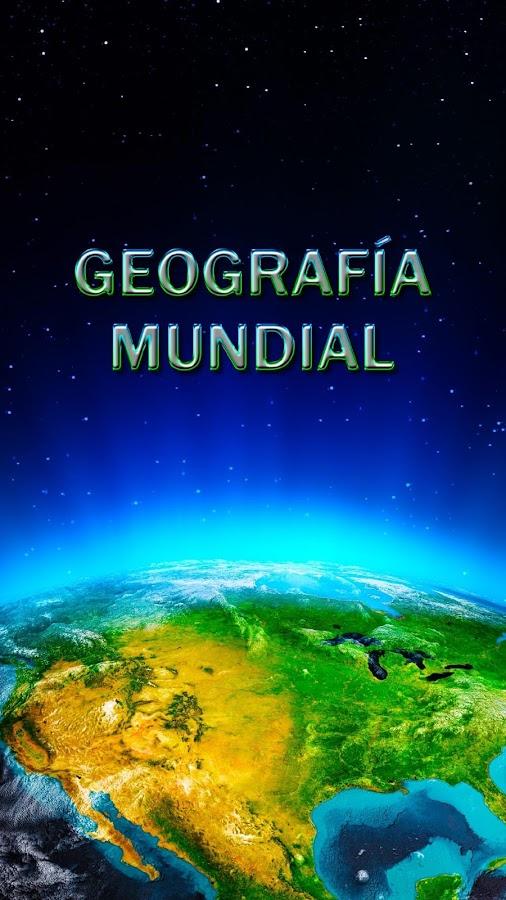 Geografa Mundial  Juego  Aplicaciones de Android en Google Play