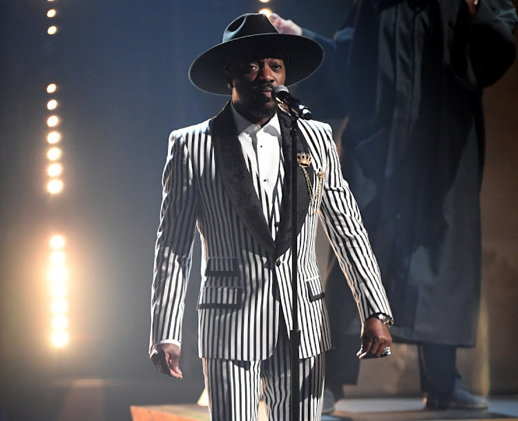Anthony Hamilton performs onstage during the 63rd Annual GRAMMY Awards at Los Angeles Convention Center in Los Angeles, California and broadcast on March 14, 2021.