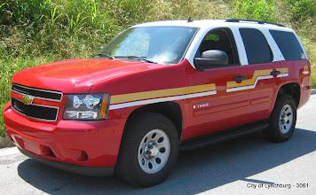 Photo: Lot 28 - (3061-1/4) - 2008 Chevrolet Tahoe - 145,178 miles