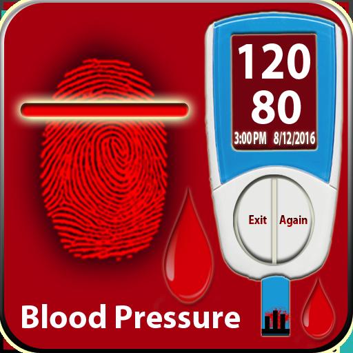 模拟の指血圧悪ふざけ LOGO-HotApp4Game