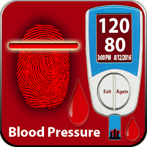 Finger Blood Pressure Prank for PC and MAC