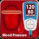 Finger-Blutdruck-Streich