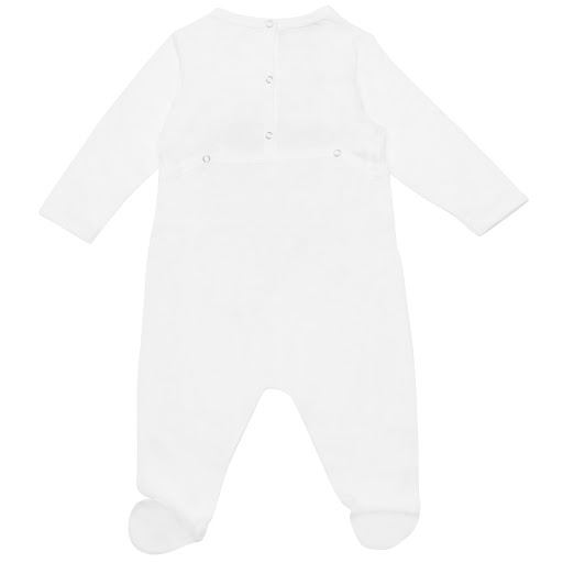 Thumbnail images of Gucci Vintage Logo Sleepsuit