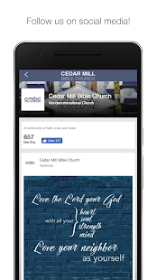 Cedar Mill Church Portland- screenshot thumbnail