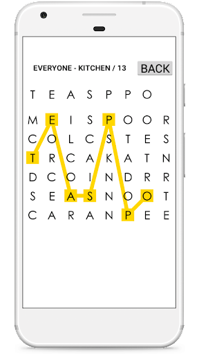 Word Search Classic 1.0.1 screenshots 8