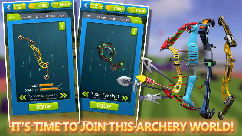 Archery Master 3D- screenshot