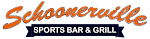 Logo for Schoonerville Bar & Grill