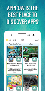 AppCow- screenshot thumbnail