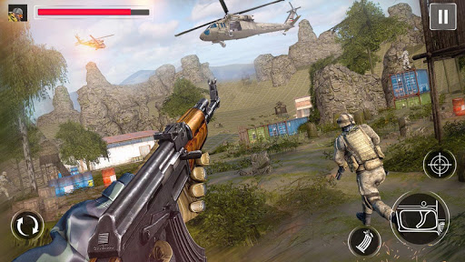 FPS Task Force 2020: New Shooting Games 2020 2.3 screenshots 14