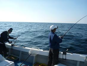 Photo: ウキは入るが、釣りにくい!