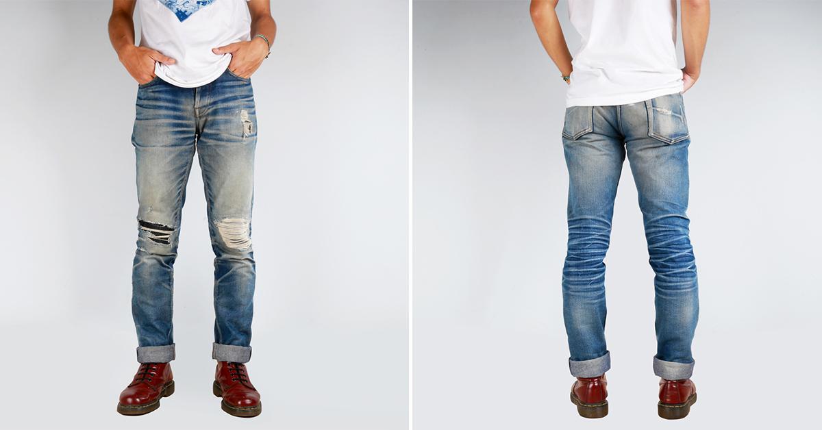 jeans lokal
