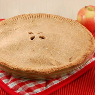 Whole Wheat Pie Crust.