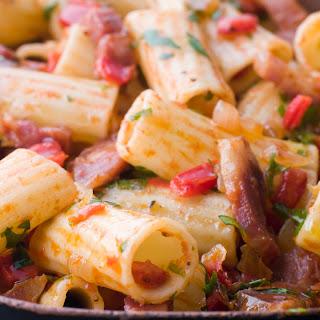 Vegetarian Pasta.