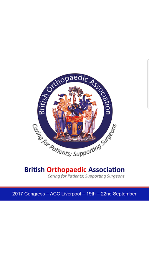 BOA Annual Congress 2017- screenshot