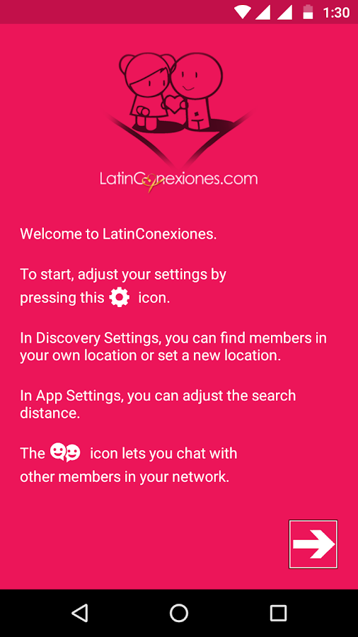 Latin Conexiones- screenshot