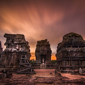 Phnom Krom, SR, Cambodia  by Rechard Sniper - Landscapes Sunsets & Sunrises