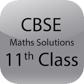 CBSE Maths Solution 11th Class
