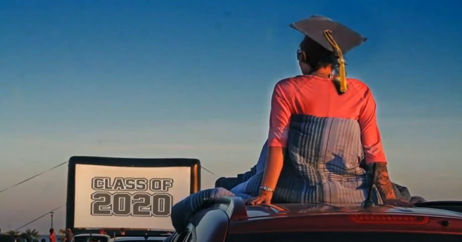 drive- in movie, Drive-in Movies Are Back!, Press Play Outdoors Blog