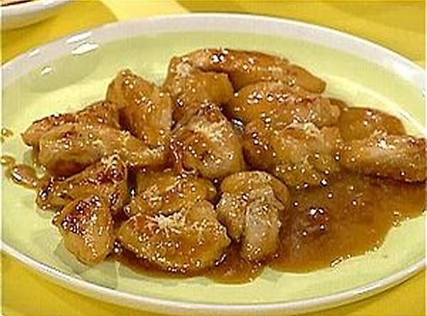 Lemon-ginger Chicken Recipe