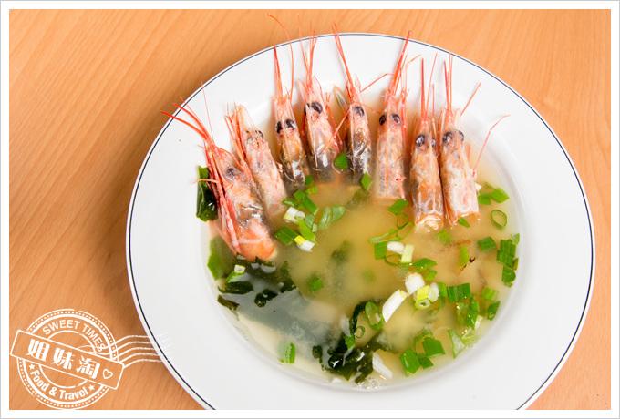 蠔蝦先生現撈甜蝦