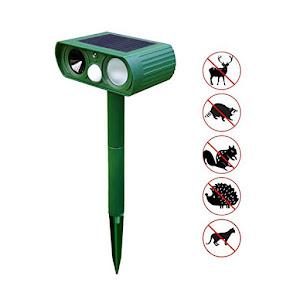 Aparat solar impotriva daunatorilor, Solar Animal Repeller