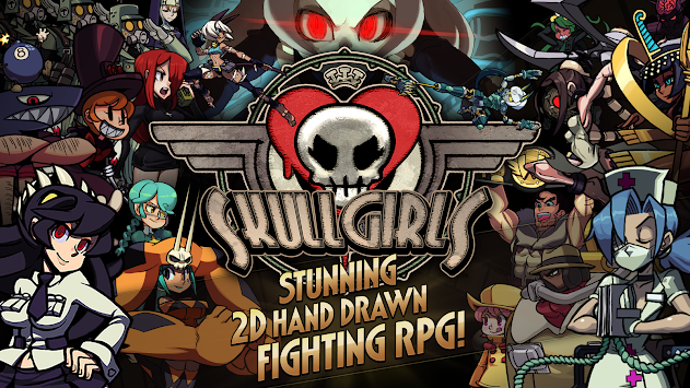 Skullgirls APK screenshot thumbnail 1