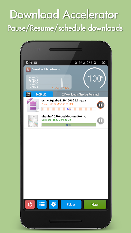 download manager accelerator for android