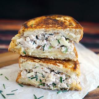Pan Fried Chicken Waldorf Sandwich