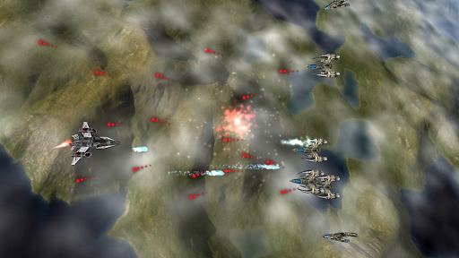 BlastZone 2 Lite: Arcade Shooter screenshots 1