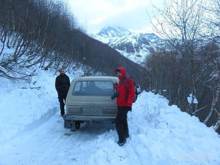 Visitar KAZBEGI e a estrada militar em direcção à Rússia | Geórgia