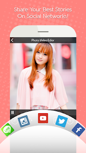 Photo Video Editor & Maker screenshot 18