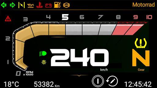 K-DASH BLE 2.0 1.9.3 screenshots 1