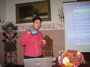 Photo: Alla Šogenova (TTÜ Geoloogia Instituudi teadur)