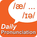 Pronunciation English Daily icon