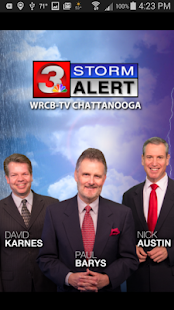 WRCB Radar- screenshot thumbnail