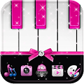 Pink Theme Pink piano APK