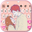 Couple In Love2 Keyboard Theme icon