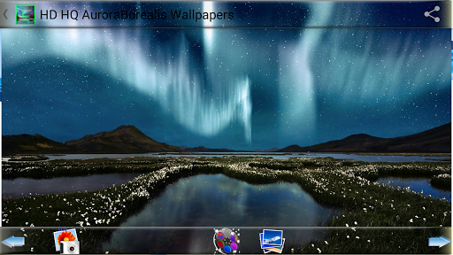 HDHQ AuroraBorealis Wallpapers for PC