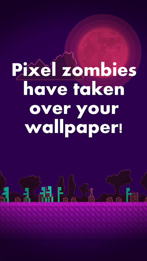 zombie paper x live wallpaper android apps on google play